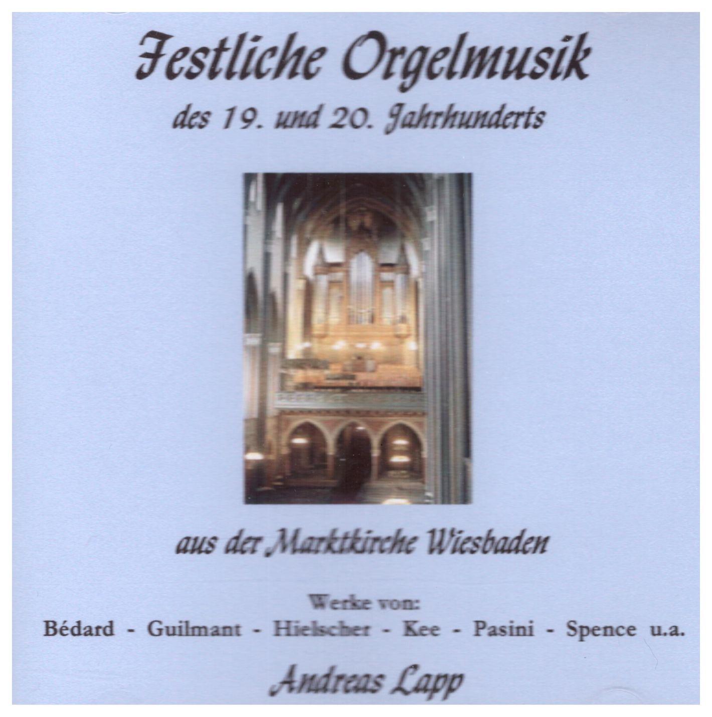 Festliche Orgelmusik