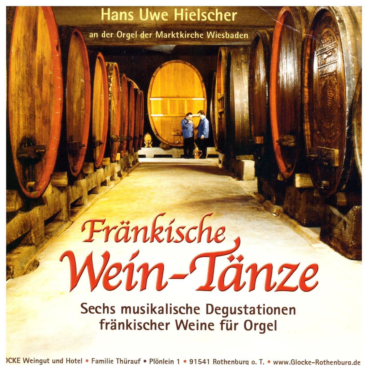 Hielscher: Fränkische Wein-Tänze