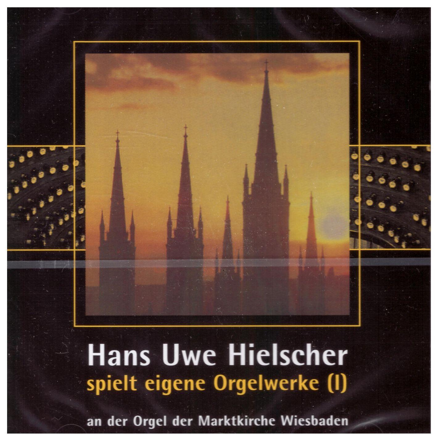 Hans Uwe Hielscher spielt eigene Orgelwerke (I)