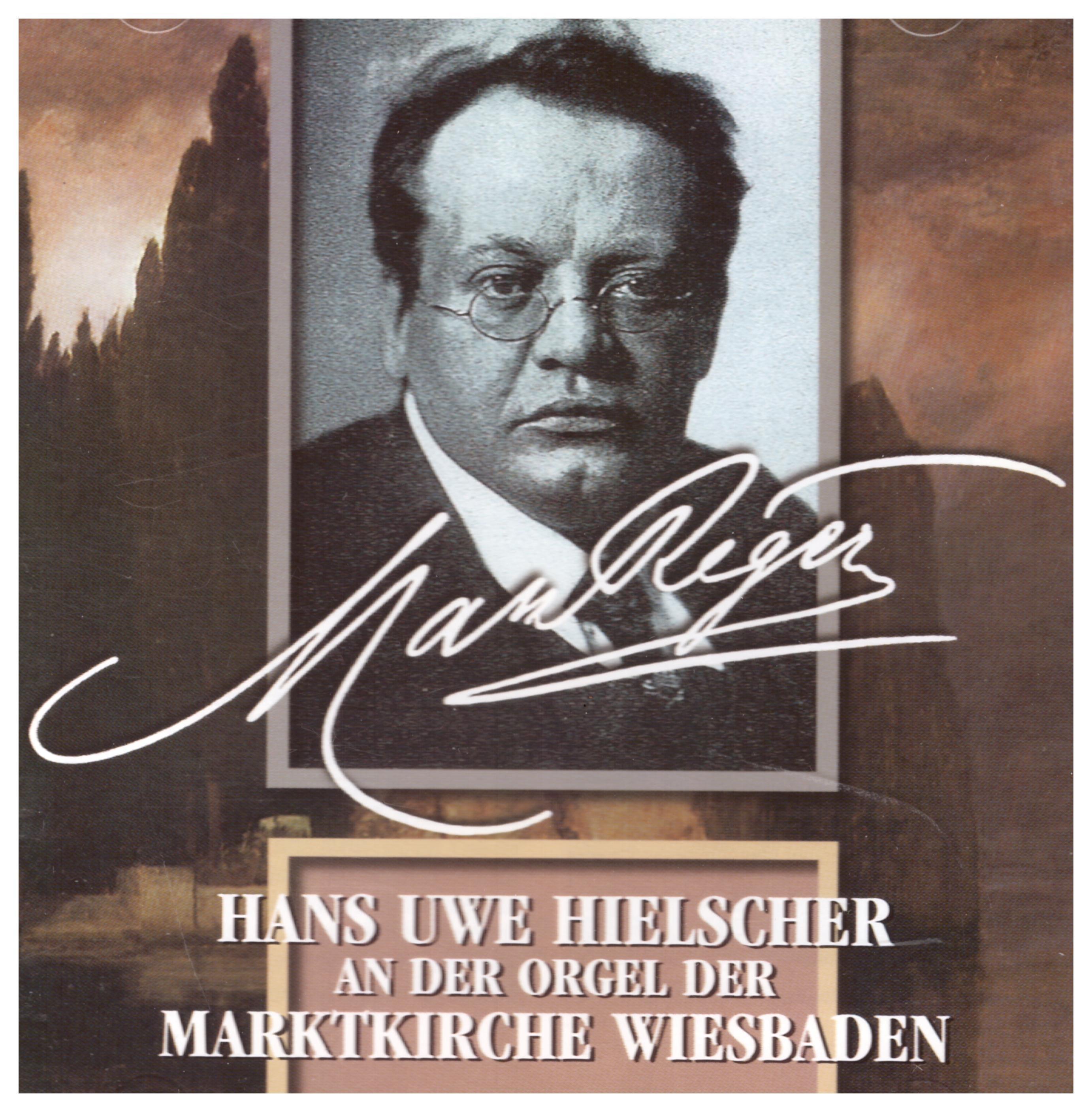 Max Reger - Orgelwerke