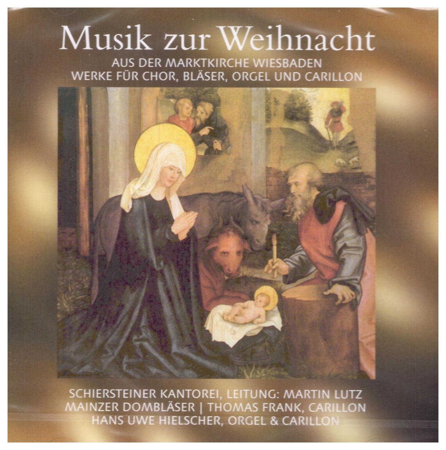 Musik zur Weihnacht aus der Marktkirche Wiesbaden