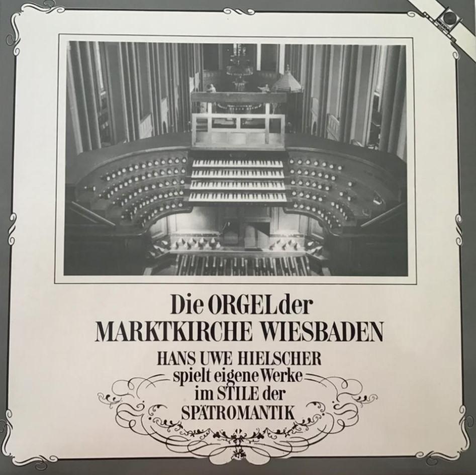 Hans Uwe Hielscher spielt eigene Werke