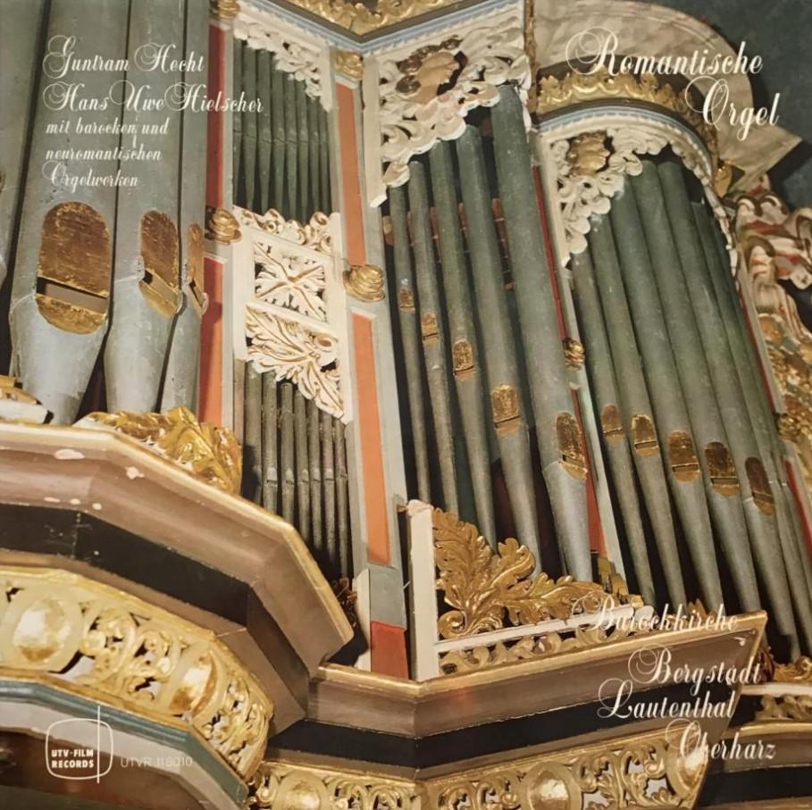 Romantische Orgel